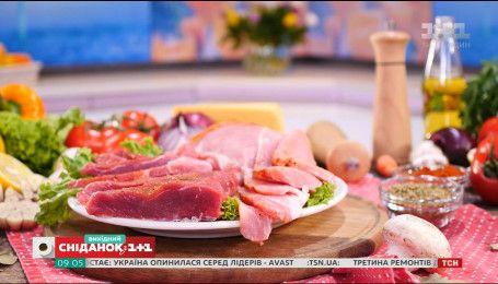 Як швидко нарізати м'ясо - Порада на хвилину