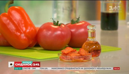 Как сохранить цвет овощей при приготовлении