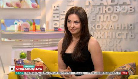 Одна из самых талантливых актрис нового поколения - разговор за чашкой чая с Валерией Ходос
