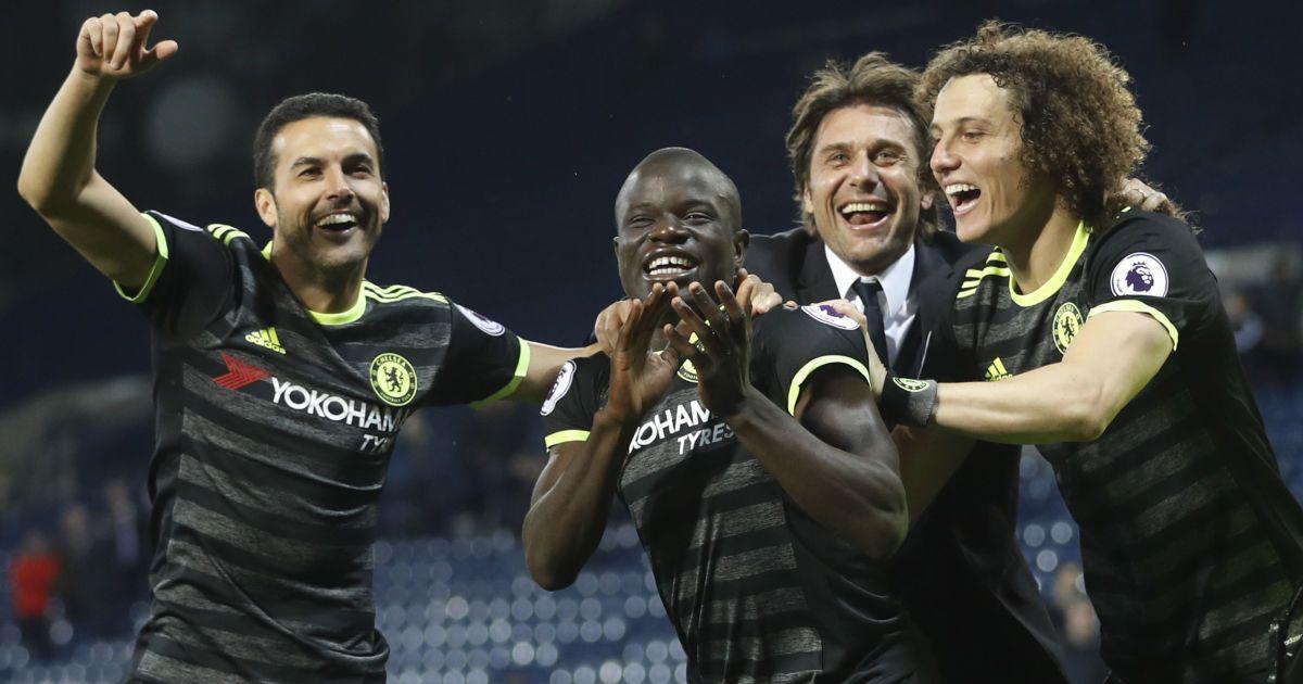 """""""Челси"""" шестой раз выиграл АПЛ @ Reuters"""