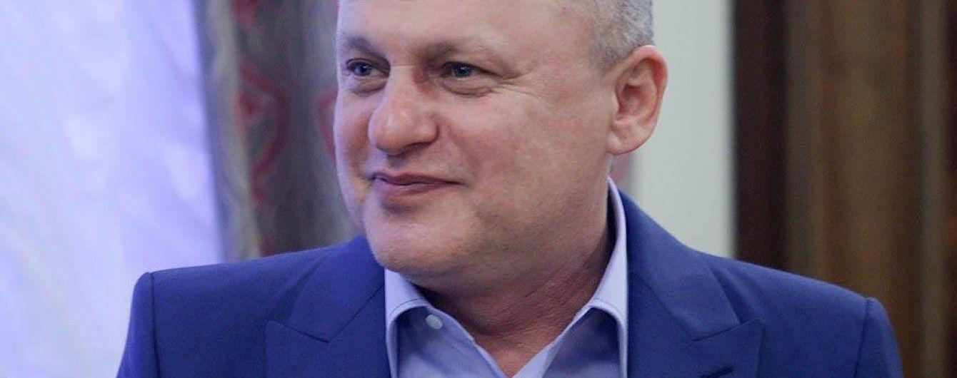 """""""Динамо"""" не собирается изменять традициям - Игорь Суркис"""