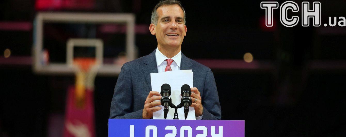 Лос-Анджелес віддасть шалені 88 мільярдів аби отримати право на проведення Олімпіади