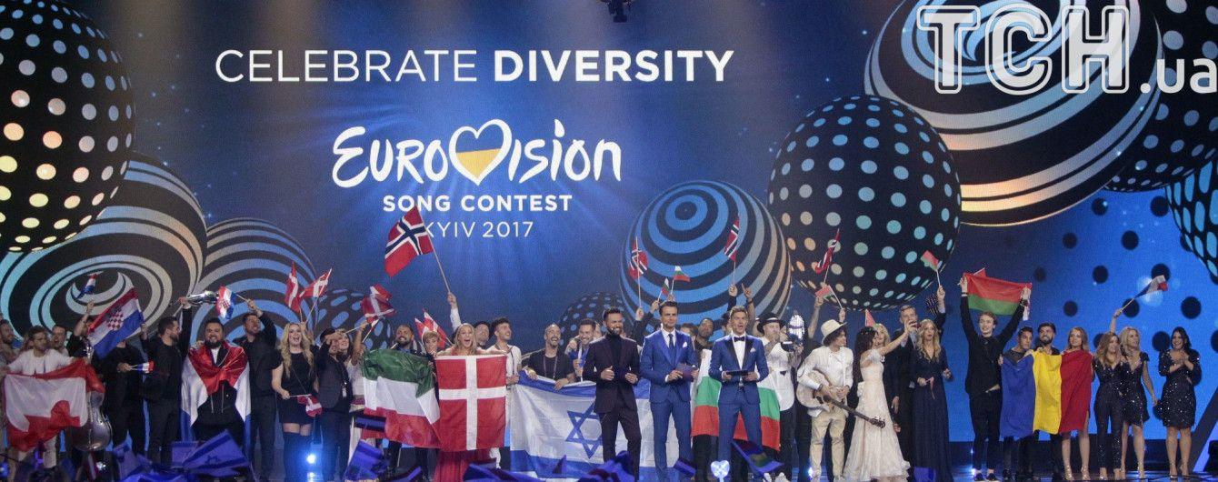 """Финал """"Евровидения-2017"""": текстовая хроника"""