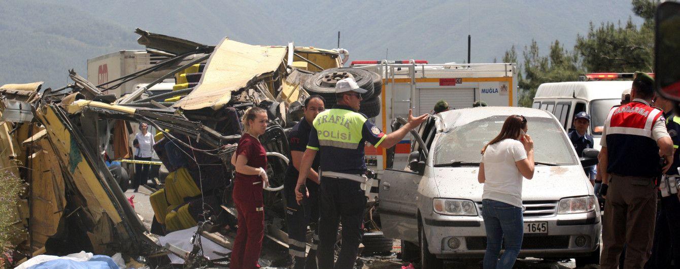 Консульство выяснило, были ли украинцы среди жертв страшного ДТП в Турции