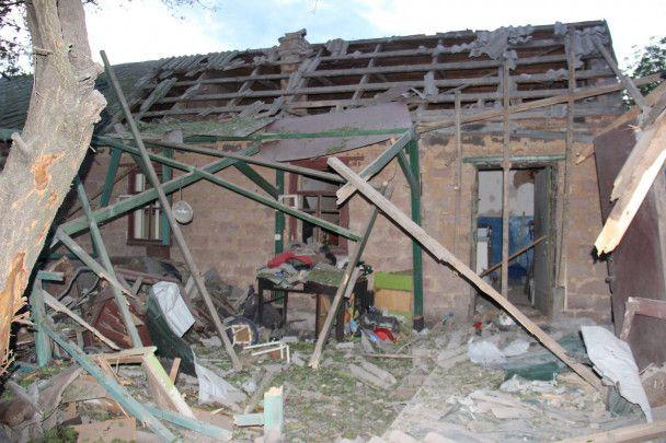 На дворе были гости и дети: появились первые фото и подробности трагедии в Авдеевке