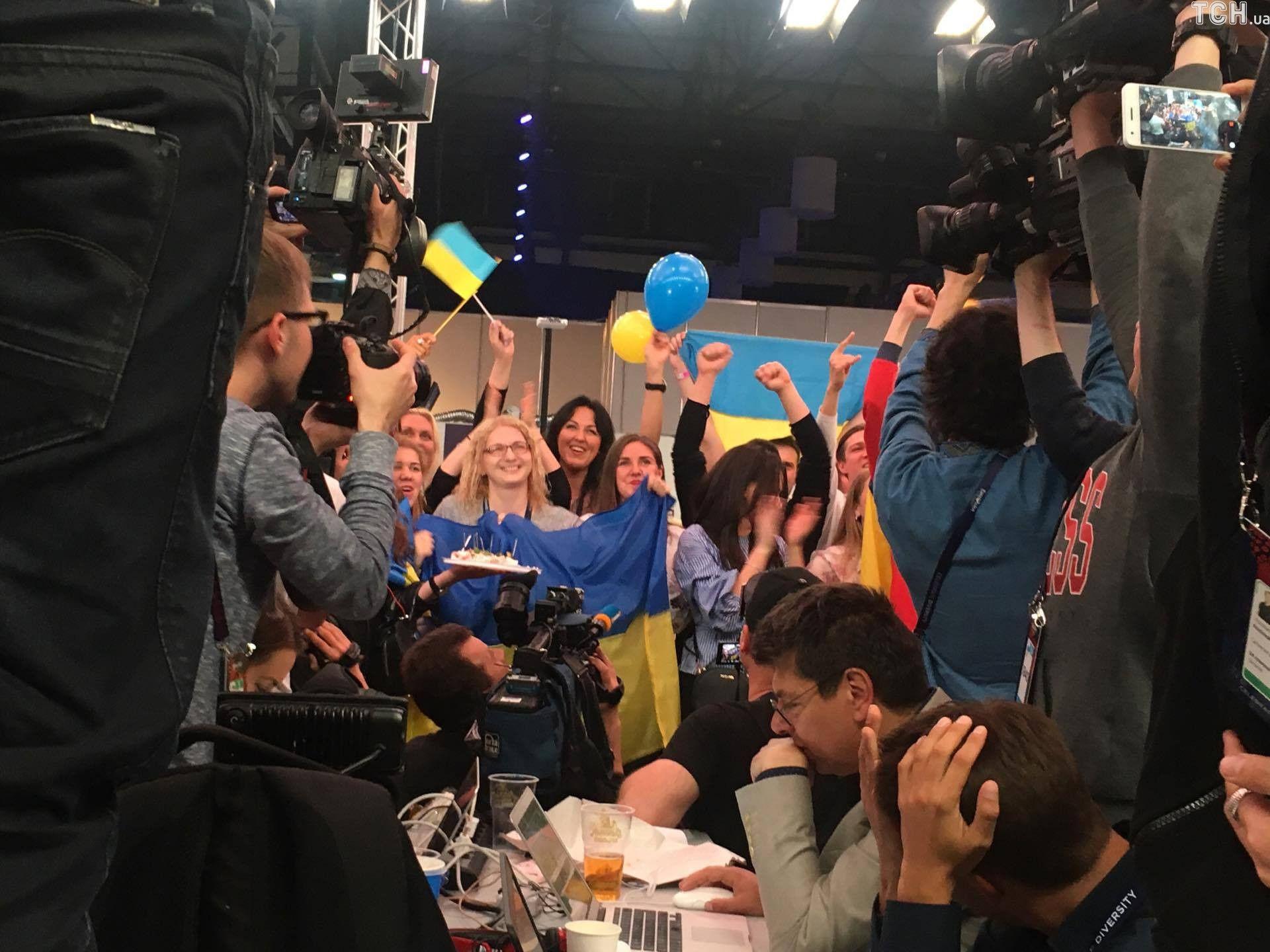 Як українці слухали O.Torvald Євробачення-2017