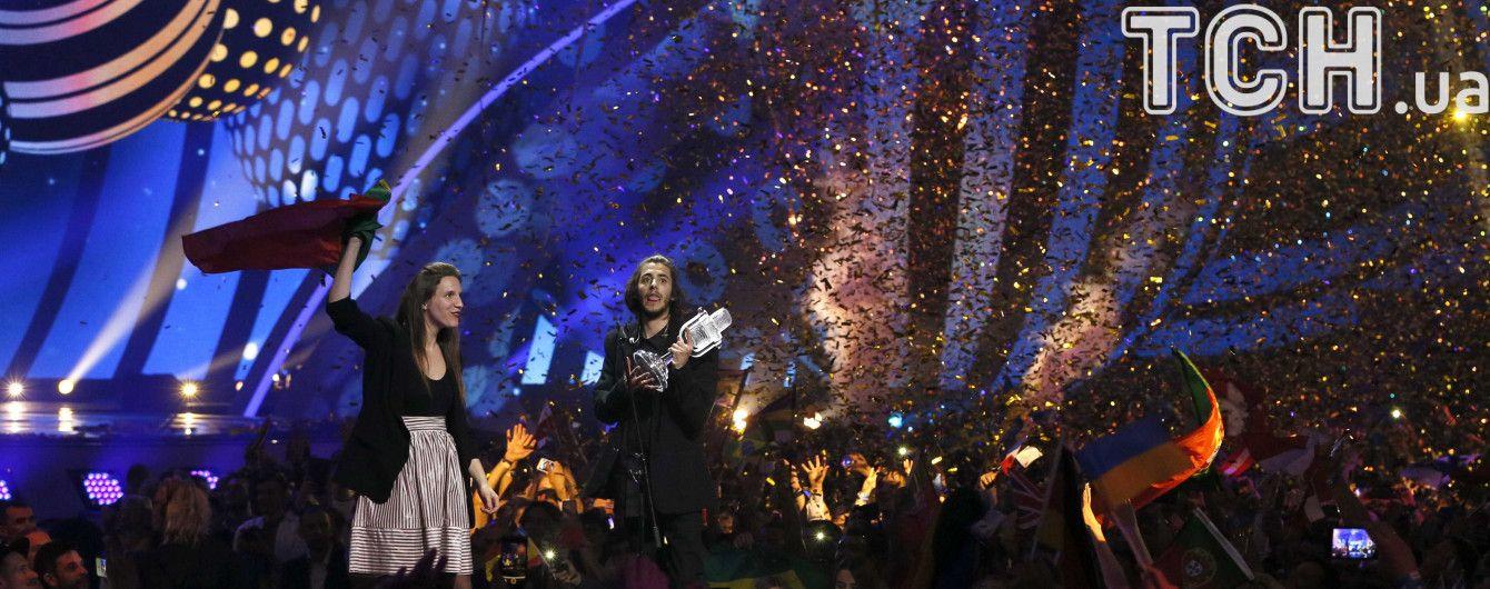 """Конец """"Евровидения-2017"""": вышиванка Собралу, восторг иностранных журналистов и впечатления АТОвцев"""