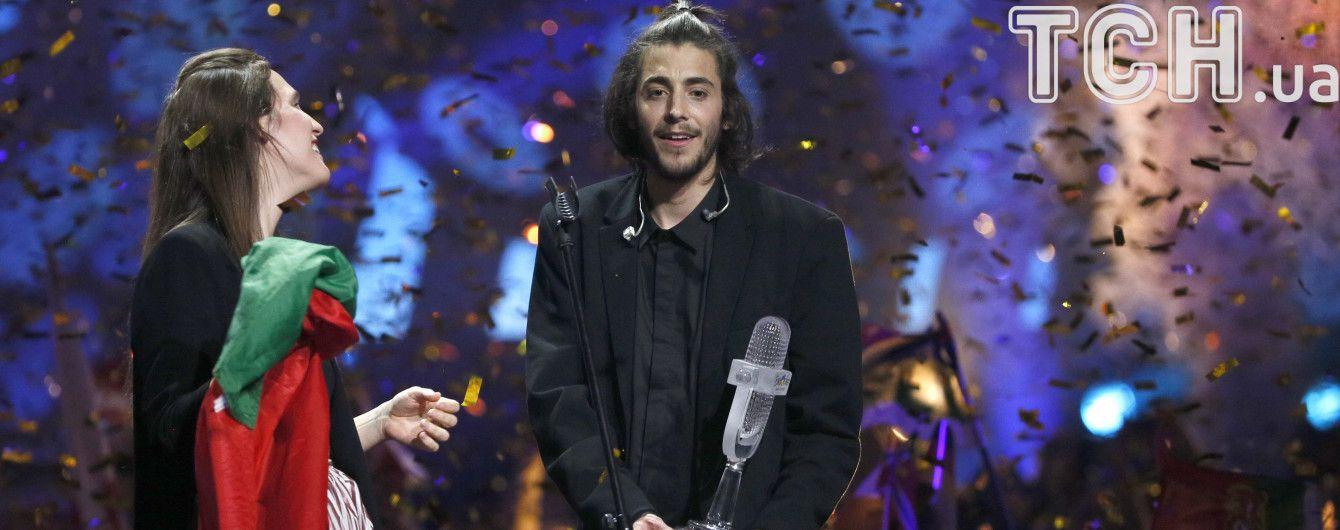 """Визначено ім'я переможця """"Євробачення-2017"""": як виступав Сальвадор Собрал у фіналі"""