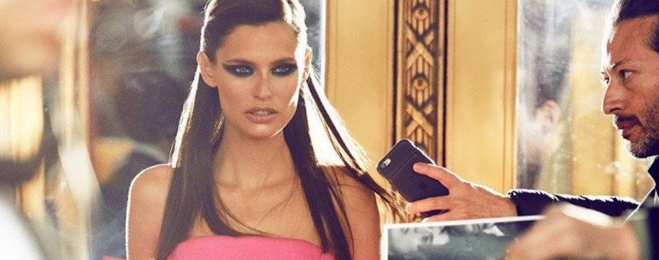 Ослепительная красотка: Бьянка Балти в новой съемке для Vogue Arabia