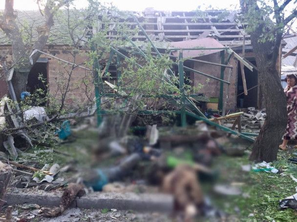 Внаслідок нещадного обстрілу бойовиками Авдіївки сиротами залишилися двоє дівчаток 6 та 7 років