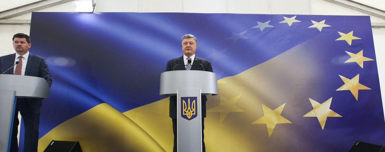 Порошенко осудил политиков с двойным гражданством и сам открестился от иностранных паспортов