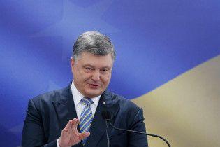 """Порошенко заявил, что не хочет видеть своих детей """"мажорами"""""""