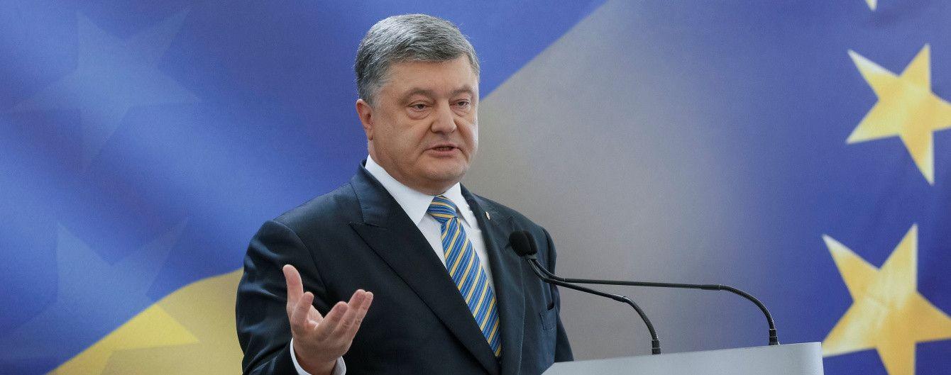 """Порошенко підписав указ про санкції проти """"Яндекс"""" і """"ВКонтакте"""""""