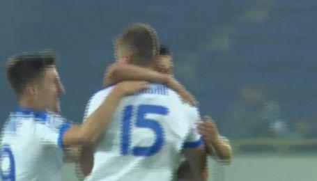 Дніпро - Карпати - 2:0. Відео голу Довбика