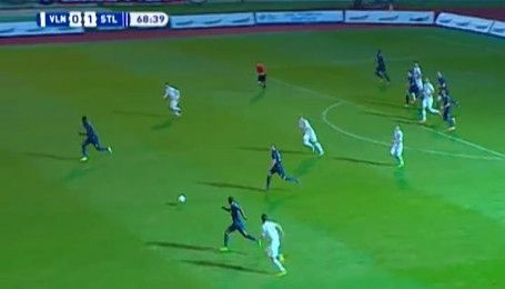 Волынь - Сталь - 0:1. Видео-обзор матча