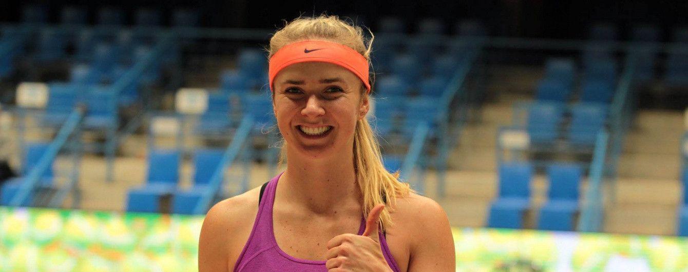 Первая ракетка Украины Свитолина покинула топ-10 мирового рейтинга