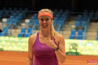 Украинская теннисистка Свитолина ворвалась в топ-6 мирового рейтинга