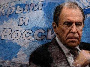 Кримська поразка міністра Лаврова