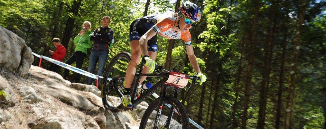 Украинка выиграла престижную гонку по маунтинбайку в Австрии