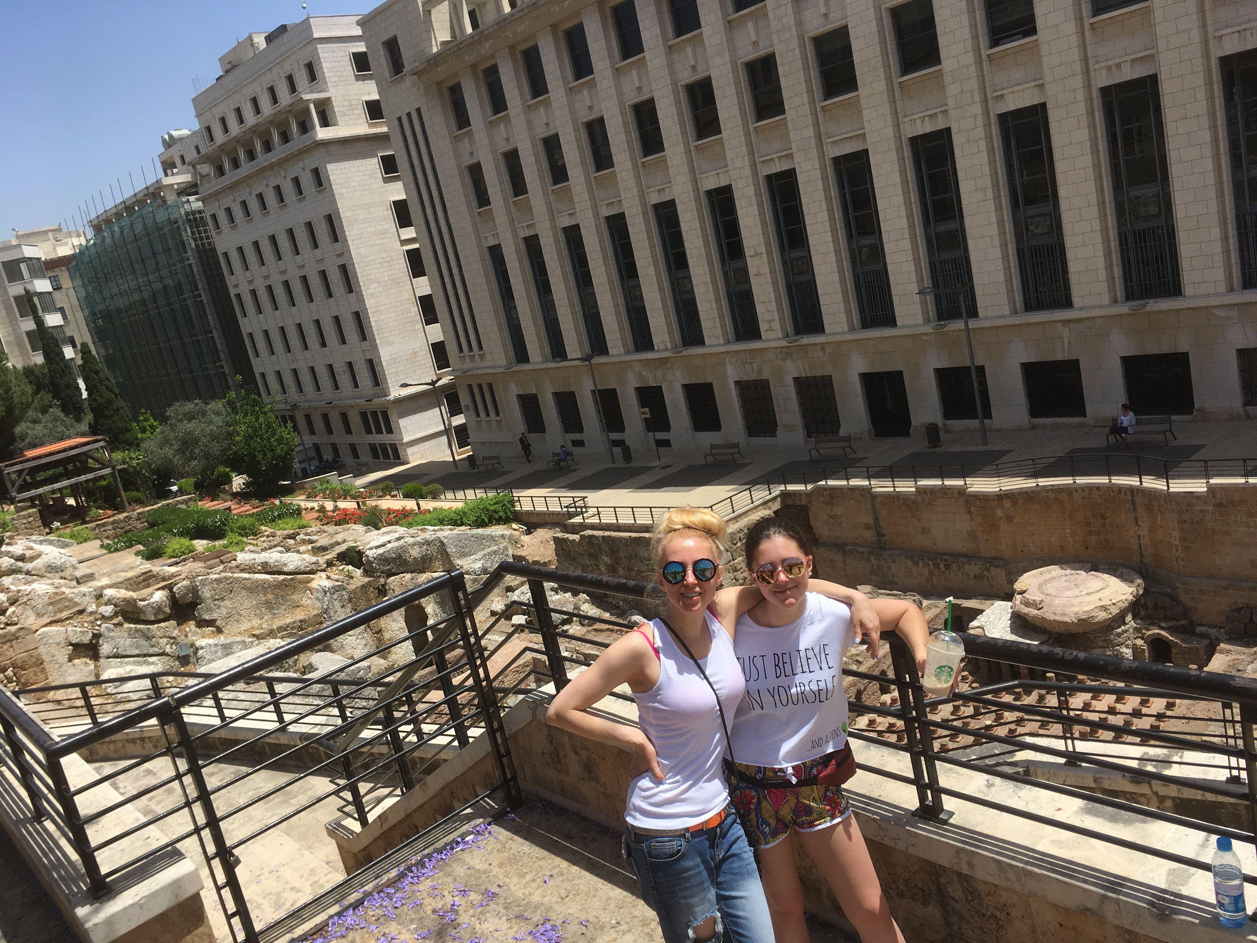 Тоня Матвієнко та Арсен Мірзоян у Лівані_6