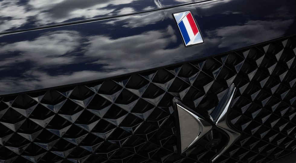 DS 7 Crossback Presidentiel