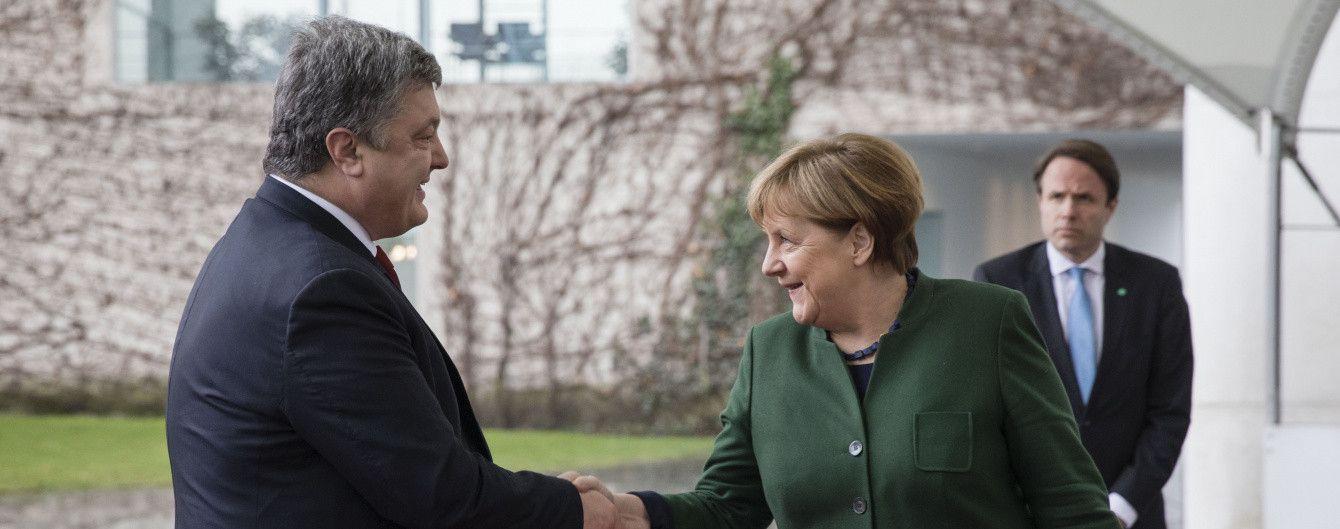 Климкин рассказал, какие важные вопросы Порошенко будет поднимать на встрече с Меркель