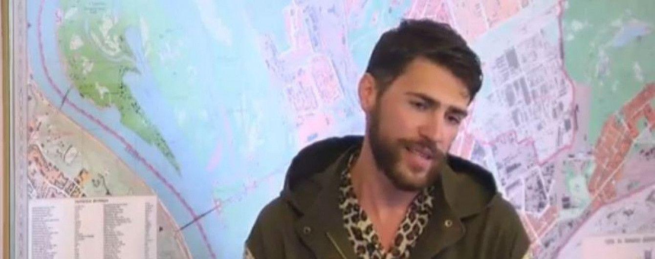 Седюк заявил, что мог обнажить ягодицы во время выступления португальца: Мне стало его жаль