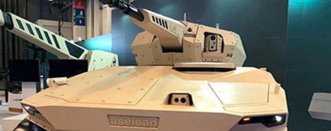 Турки представили новую боевую машину пехоты Korhan