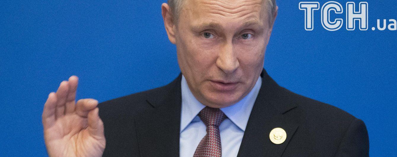 Макрон вперше поговорив із Путіним про війну в Україні