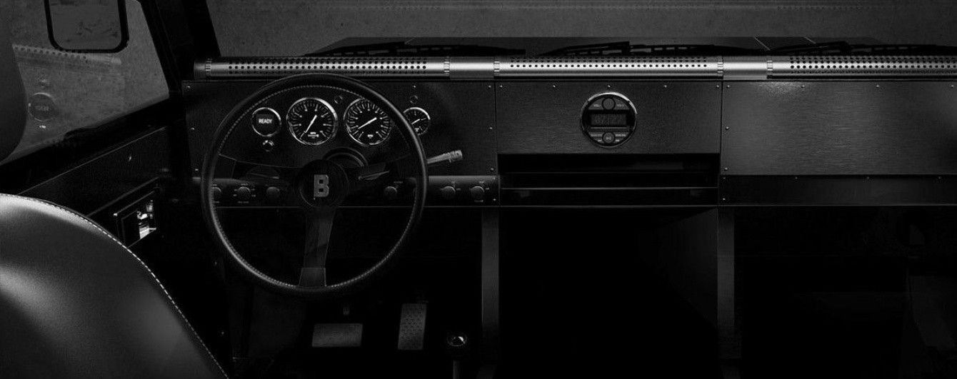 Bollinger Motors опубликовала тизер электрического пикапа B1