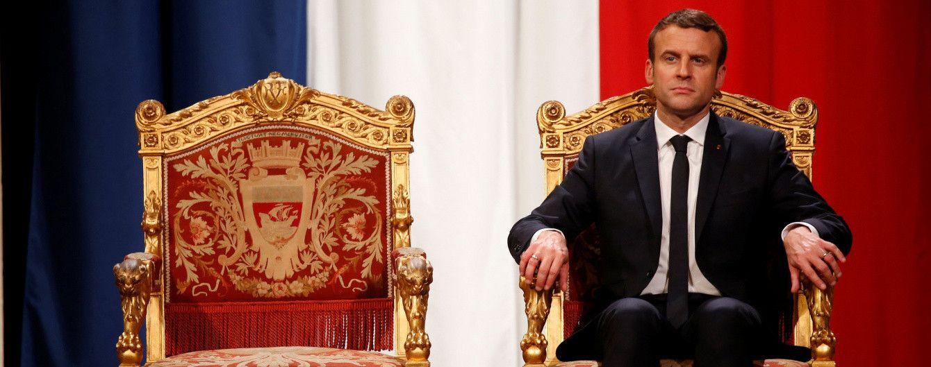 Макрон избрал нового премьер-министра Франции