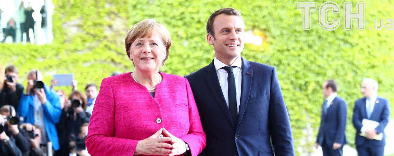 Франція та Німеччина підтримали ідею подовження дії закону про особливий статус ОРДЛО