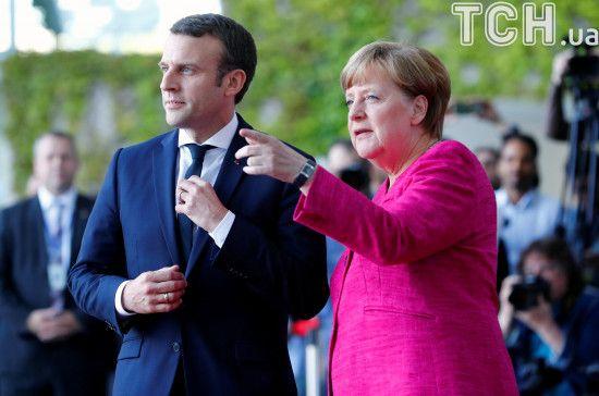 """Берлін і Париж висунули умови для виконання """"мінського процесу"""". Детальний список"""