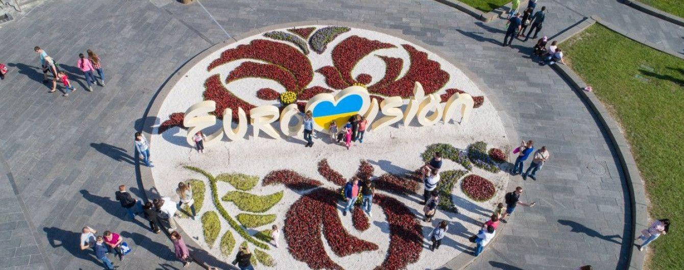 """Из-за официального открытия """"Евровидения"""" центр Киева перекроют для движения авто и пешеходов"""