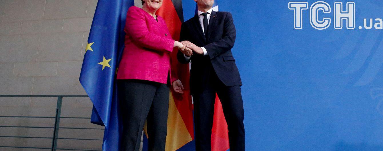Берлін та Париж домовилися про спільне виробництво винищувачів