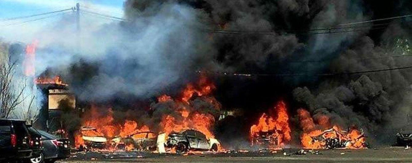 В Нью-Джерси разбился самолет, есть погибшие