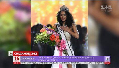"""В Лас-Вегасе """"Мисс США-2017"""" стала физик-ядерщик"""
