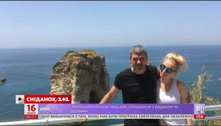 Арсен Мірзоян і Тоня Матвієнко відвідали Бейрут