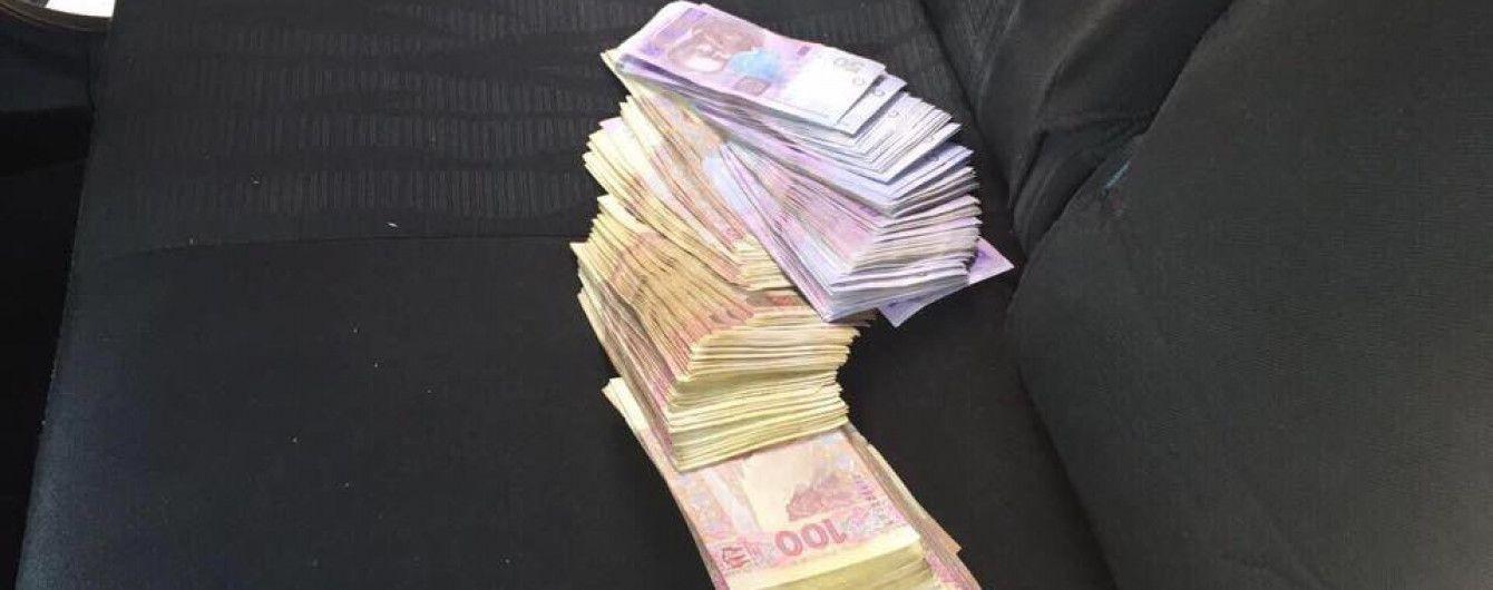 На Черкасчине глава медкомиссии погорел на взятке от бойца АТО