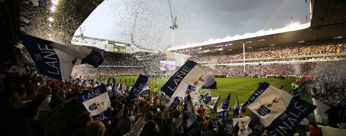 """118 лет истории. В Лондоне начали сносить стадион """"Тоттенхэма"""""""