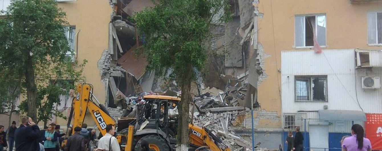 У Волгограді пролунав потужний вибух у житловому будинку