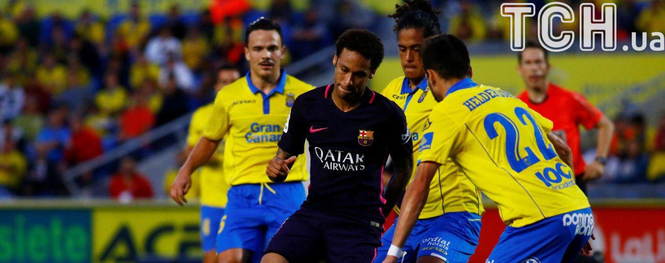 """Неймар вважає поточний сезон своїм найкращим з часів переходу в """"Барселону"""""""