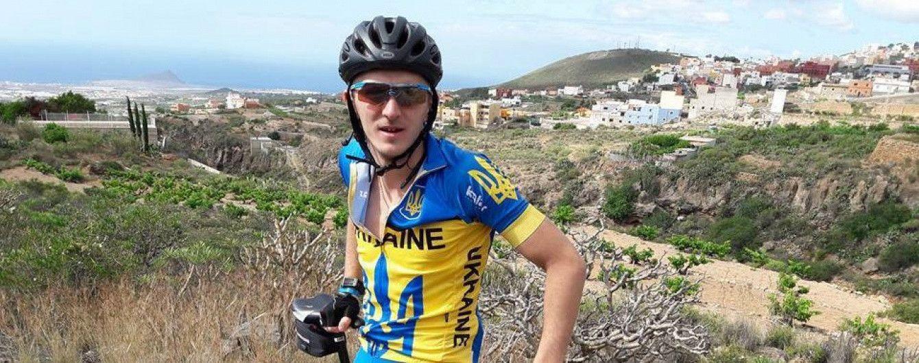 Сборная Украины по биатлону начала подготовку к сезону на Тенерифе