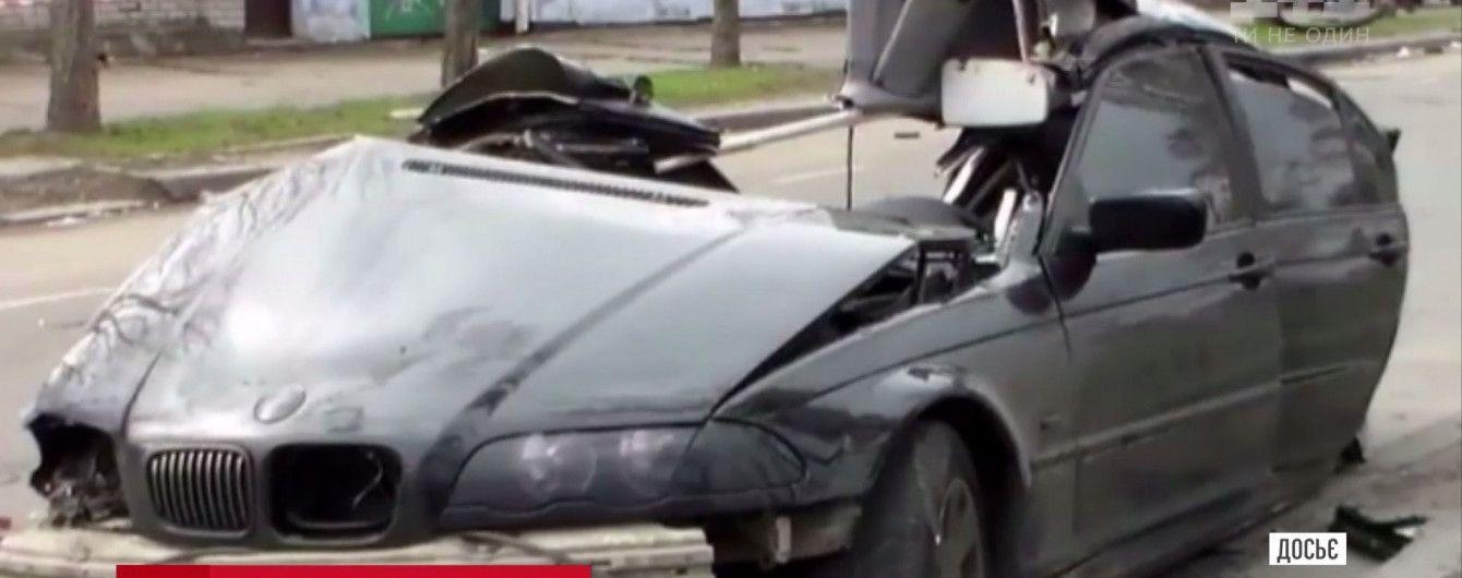 В Николаеве полицейскому на BMW дали пять лет за ДТП с четырьмя погибшими