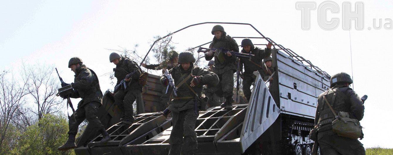 Ситуація у зоні АТО загострилася, бойовики застосували 120-мм міномети