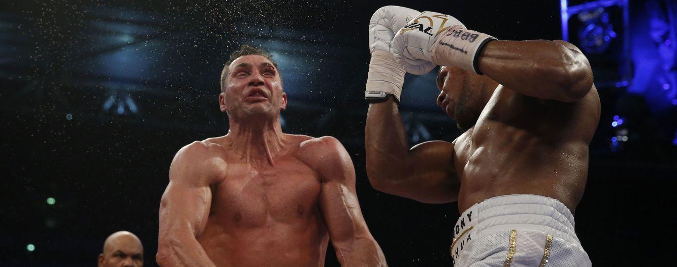 Команда Джошуа попросила IBF перенести обязательную защиту титула из-за возможного боя-реванша с Кличко
