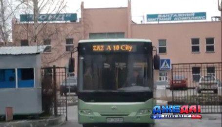 Польша закупила украинские автобусы ZAZ 10C