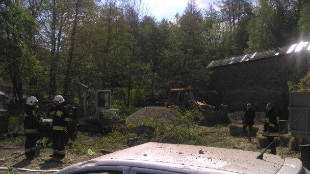 В Польше произошел взрыв на пороховой фабрике: двое погибших