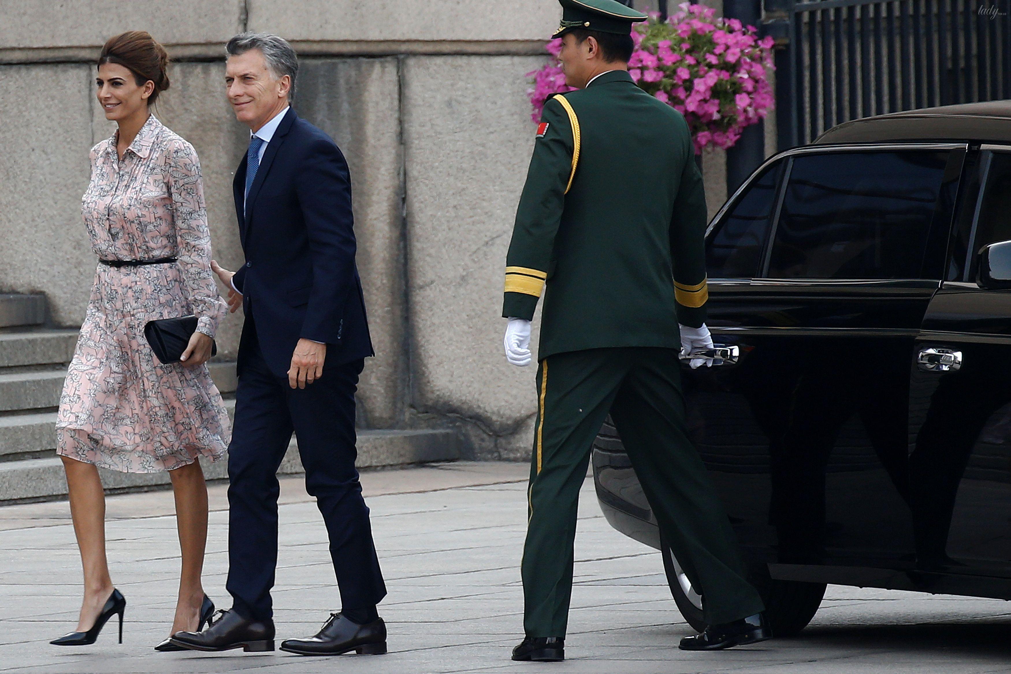 Президент Аргентины Маурисио Макри _3