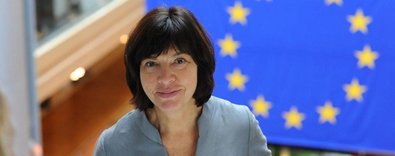 С сегодняшнего дня Украина и ЕС будут жить новой жизнью – Ребекка Хармс